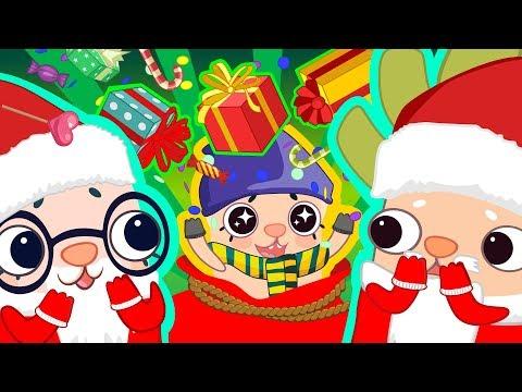 Santa Claus and Santa Claus | Christmas Special Cartoons | Christmas 2019 видео