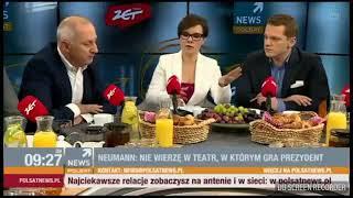 """""""Na końcu przyjdzie Kaczyński, podyktuje ustawę i tak będzie""""  – Sławomir Neumann"""