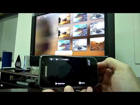 Video of MirrorOp Sender
