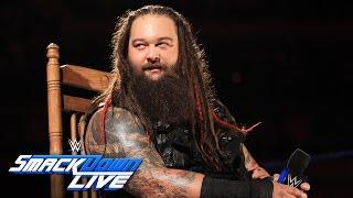 """Bray Wyatt hält die """"Predigt für die Schlange"""": SmackDown Live, 30. August 2016"""