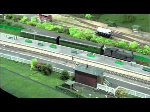 Doncaster Model Railway Show 2012