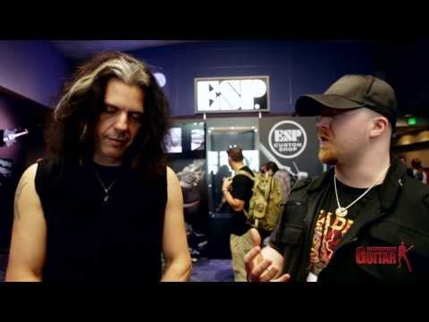 Alex Skolnick Talks To Dangerous Guitar About His New ESP Guitars