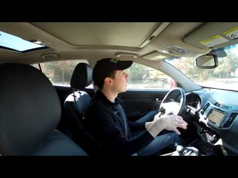 Real Videos: 2013 Kia Sportage SX All-Wheel Drive