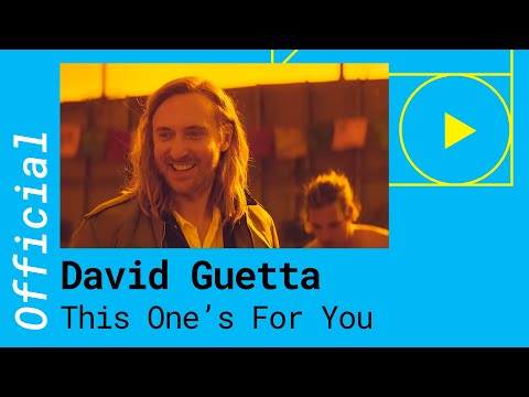 David Guetta – This One's For You Feat. Zara Larsson (uefa Euro 2016™ Official Song)