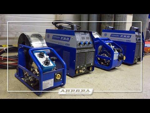 Промышленные сварочные полуавтоматы ULTIMATE 300 D и ULTIMATE 400 D