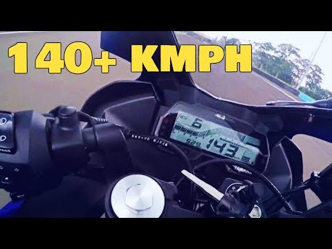 New Yamaha R15 V3 | Top Speed | Engine Sound