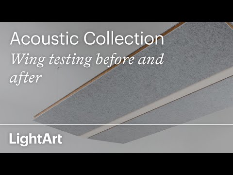 Acoustic Wing