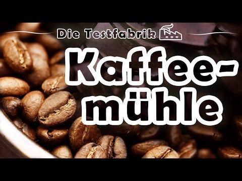 ☕ Kaffeemühle Test – 🏆 Top 3 Kaffeemühle im Test