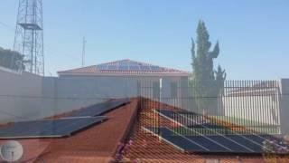 Cidade de Kaloré possui sua primeira Casa Solar!