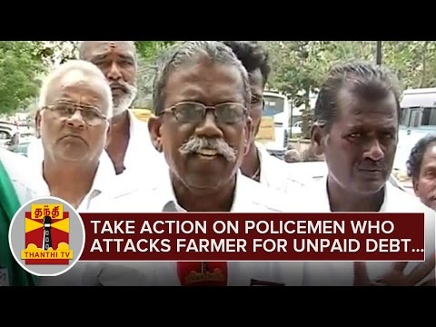 Should-take-action-on-Policemen-Who-attacks-Farmer-for-Unpaid-Debt--Farmers-Association-09-03-2016