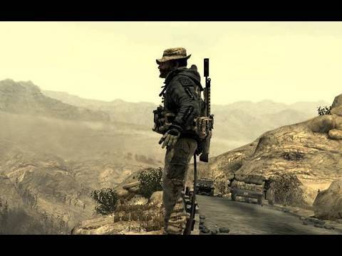 Call Of Duty: Modern Warfare 2 - Subscribe to my channels! + Attila16: http://youtube.com/subscription_center?add_user=attila16 + Dateyourgame: http://youtube.com/subscription_center?add_use...