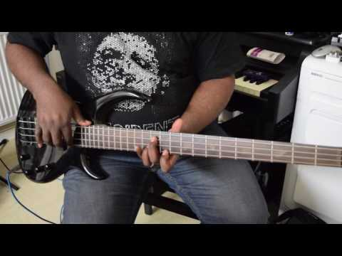 Soukous Bass Clinic 1 (two Bar Progression)