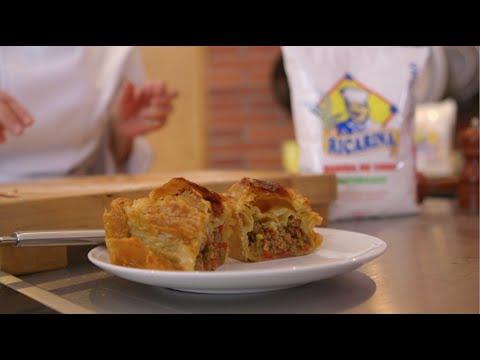 Video - Receta: Cómo preparar pasteles de carne
