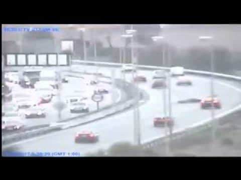 Vídeos de 'Un burro se cuela en la SE-30 de Sevilla y provoca un accidente de moto (VIDEO)'