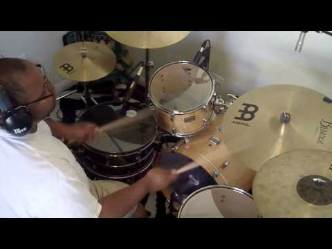 Tye Tribbett - The Worship Medley (There Is Nothing Like/Glory To God Forever) (Drum Cover)