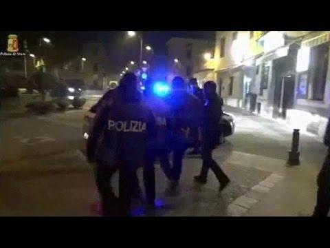 Ιταλία: Συλλήψεις Κοσοβάρων για σχέσεις με το Ισλαμικό Κράτος