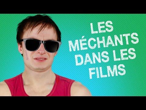 TOP #5 DES MECHANTS DANS LES FILMS !
