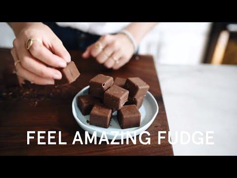 Feel Amazing Fudge  Nutrition Stripped