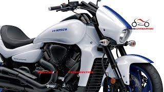 1. New 2019 Suzuki Boulevard M109R BOSS | 2019 Suzuki Boulevard M109 - Best Motorcycles Cruiser 2019