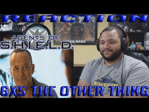 Agents of Shield Season 6 Episode 5 - The Other Thing - REACTION!!
