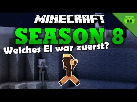 Welches Ei war zuerst? «» Minecraft Season 8 # 106 | Full HD