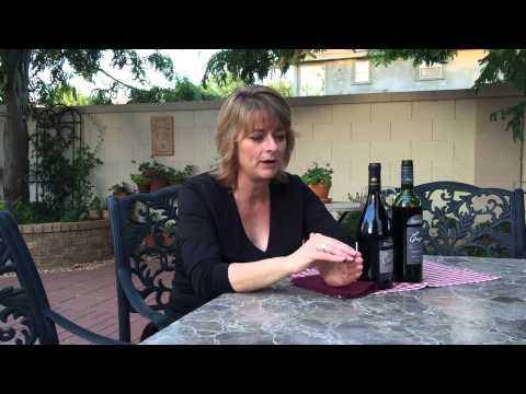 Wine reviews and scoring