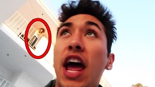 Top 15 Scary Ghost Sightings Caught On Camera By YouTubers