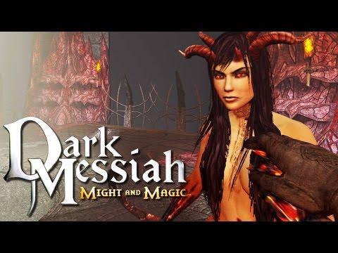 Стрим по игре Dark Messiah of Might and Magic #3 - Финал