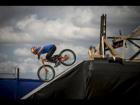 The Athlete Machine - Red Bull Kluge