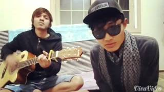 Blackout join kopi (cover) by juki ft. Singgi K