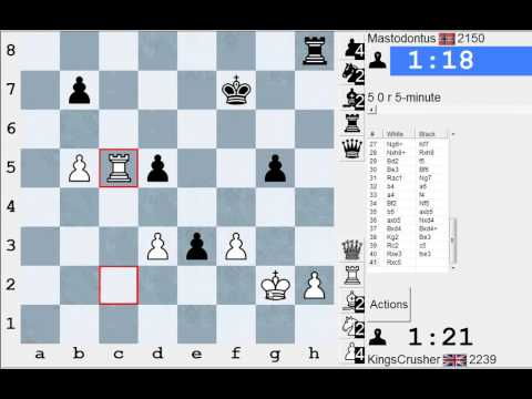 chessworld.net - Playlists: http://www.chessworld.net/chessclubs/playlistvideosstructure.asp ▻Kingscrusher's Greatest Hit Videos! : http://tinyurl.com/6vvx6qe ▻FREE online c...