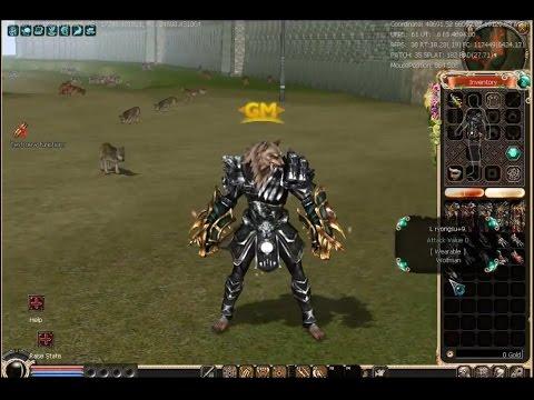 Metin2.ro [Wolfman-Cand apare.Prezentare Armuri&Arme+9&Skills]