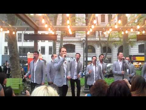 Straight No Chaser - Bryant Park - Soldier