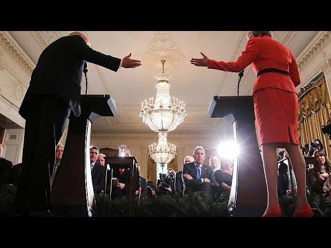 ΗΠΑ: Παραιτήθηκε ο Βρετανός πρέσβης