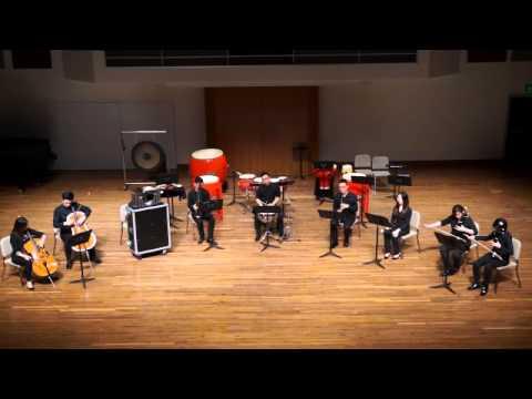 囍洋洋  作曲:鄧樂妍 香港演藝學院 中樂吹打樂專場