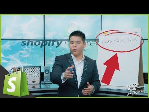 Shopify Masterclass   Black Friday & Cyber Monday eCommerce Hacks & Strategies For More Profits