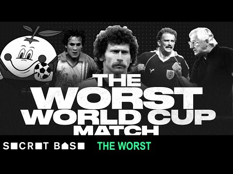 The Worst World Cup Match: A Game So Bad, FIFA Had To Investigate