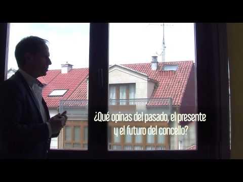 """Tomás Fole:""""Vilagarcía,mi trabajo y mi pasión""""."""