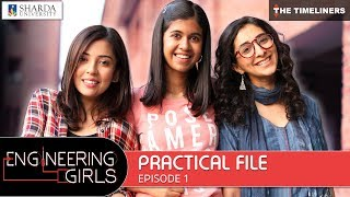 Video Engineering Girls | Web Series | S01E01 - Practical File | The Timeliners MP3, 3GP, MP4, WEBM, AVI, FLV Januari 2019