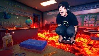 The floor is Lava o El Suelo es Lava es un jueguito que todos hemos jugado de pequeños y que ahora es tendencia en internet,...