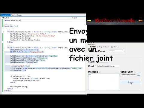 comment ouvrir piece jointe outlook