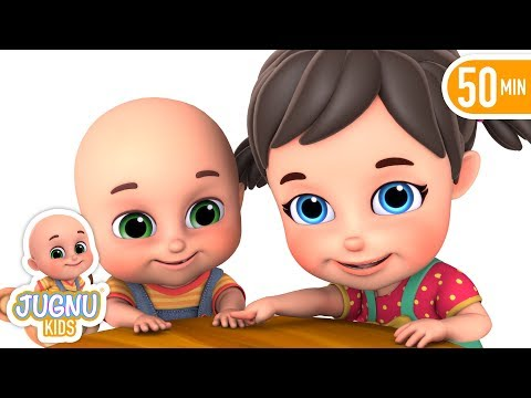 Akkad Bakkad Bambe Bo - Nursery Rhymes In Hindi - Hindi Rhymes And Baby Songs, Poem For Kids