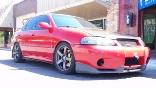 Supercharged 2002 Nissan Sentra SE-R