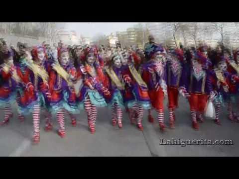 Cabalgata Infantil de Disfraces 2017