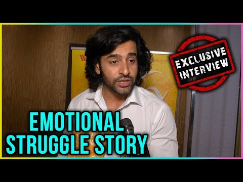 Balika Vadhu Fame Shashank Vyas EMOTIONAL Struggle