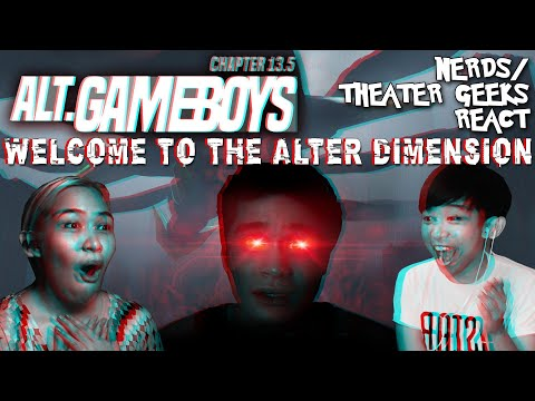 [ENG SUB] 🌠☠WE'RE IN THE ALTER DIMENSION! 🤯🌌 | Gameboys EP 13.5 Reaction and Commentary