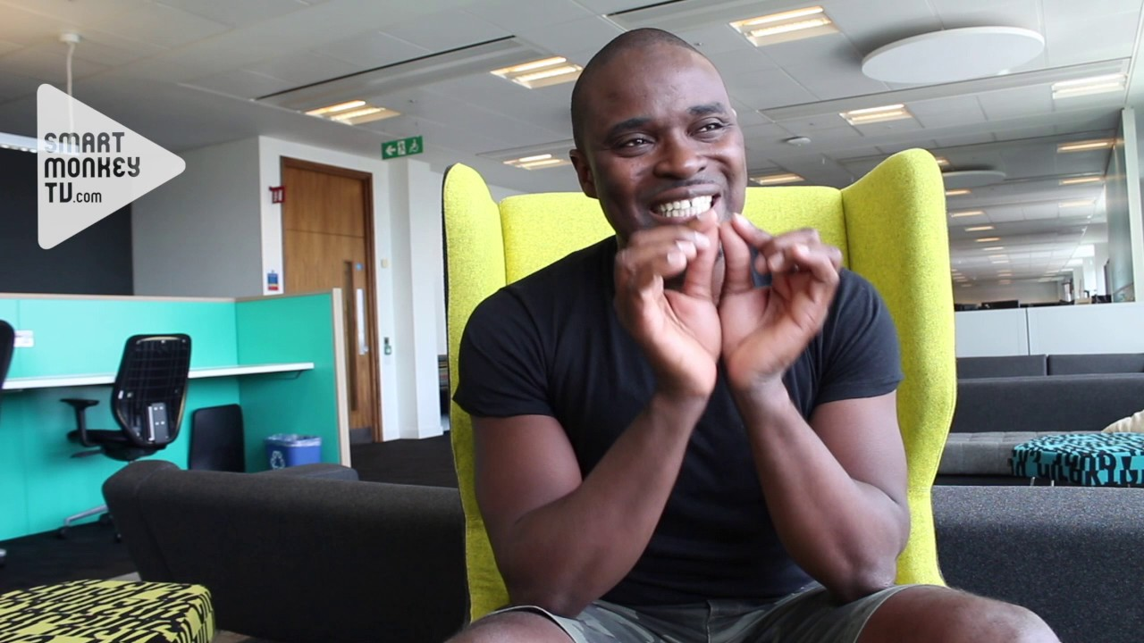 Keni Ogunlola on his TV comedy series Lodgers, writing an AY film and working with Mo Abudu