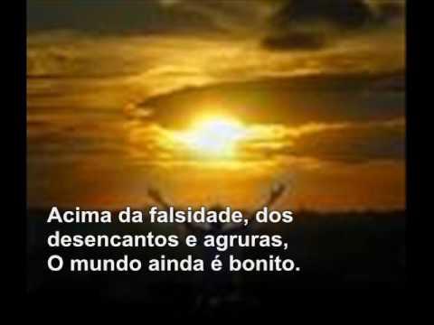 Desiderata - Essa mensagem é linda..e com a voz do Cid Moreira ficou simplesmente maravilhosa...!!!