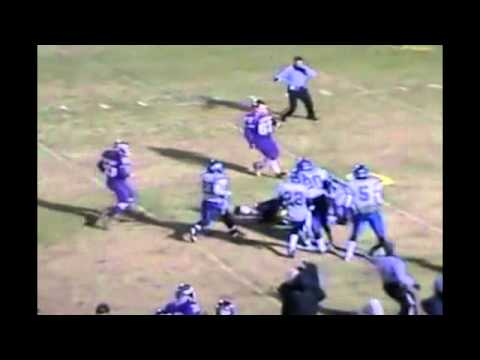 Todd Gurley Junior High School Highlights video.