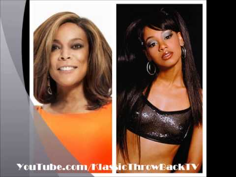 ThrowBack Radio: Lisa Left-Eye Lopes & Wendy Williams Interview (2000)